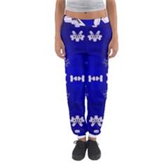 Blue Beijing Women s Jogger Sweatpants
