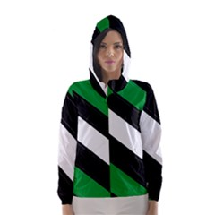 Boi Hooded Wind Breaker (Women)