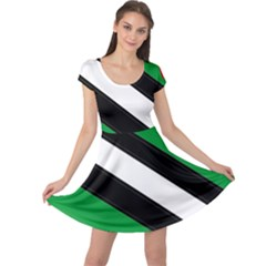 Boi Cap Sleeve Dresses