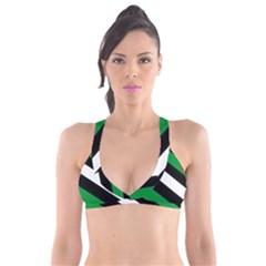 Boi Plunge Bikini Top