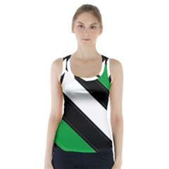 Boi Racer Back Sports Top