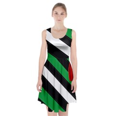 Boi Racerback Midi Dress