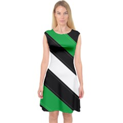 Boi Capsleeve Midi Dress