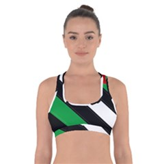 Boi Cross Back Sports Bra