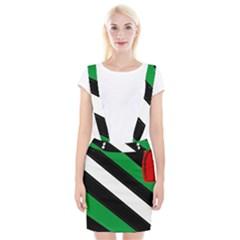 Boi Braces Suspender Skirt