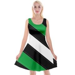 Boi Reversible Velvet Sleeveless Dress