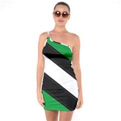 Boi One Soulder Bodycon Dress