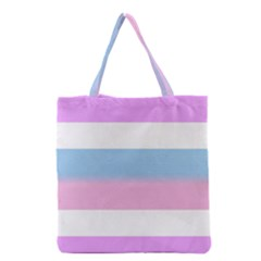 Bigender Grocery Tote Bag