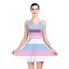 Bigender Reversible Skater Dress