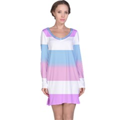 Bigender Long Sleeve Nightdress