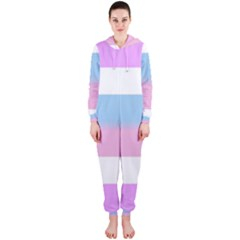 Bigender Hooded Jumpsuit (Ladies)