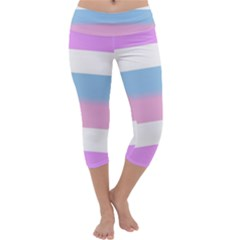 Bigender Capri Yoga Leggings