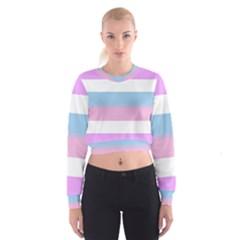 Bigender Cropped Sweatshirt