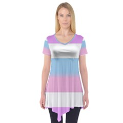 Bigender Short Sleeve Tunic