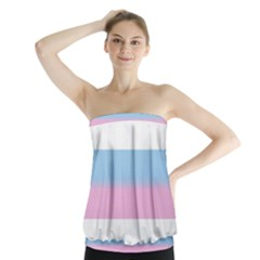 Bigender Strapless Top