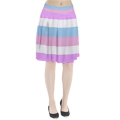 Bigender Pleated Skirt