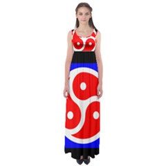 Bdsm Rights Empire Waist Maxi Dress
