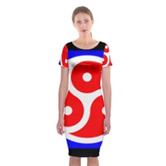 Bdsm Rights Classic Short Sleeve Midi Dress