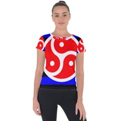 Bdsm Rights Short Sleeve Sports Top