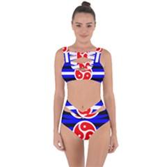 Bdsm Rights Bandaged Up Bikini Set