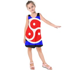 Bdsm Rights Kids  Sleeveless Dress