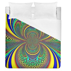 Hot Hot Summer B Duvet Cover (Queen Size)