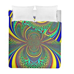 Hot Hot Summer B Duvet Cover Double Side (Full/ Double Size)