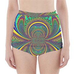 Hot Hot Summer B High-Waisted Bikini Bottoms