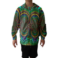 Hot Hot Summer B Hooded Wind Breaker (Kids)