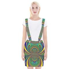 Hot Hot Summer B Braces Suspender Skirt