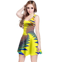 Hot Hot Summer C Reversible Sleeveless Dress