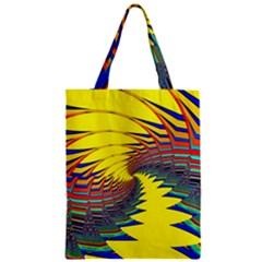 Hot Hot Summer C Zipper Classic Tote Bag