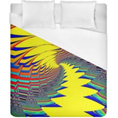 Hot Hot Summer C Duvet Cover (California King Size)