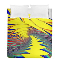 Hot Hot Summer C Duvet Cover Double Side (Full/ Double Size)