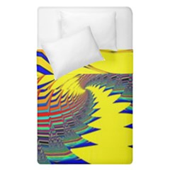 Hot Hot Summer C Duvet Cover Double Side (Single Size)