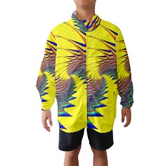 Hot Hot Summer C Wind Breaker (Kids)