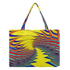 Hot Hot Summer C Medium Tote Bag
