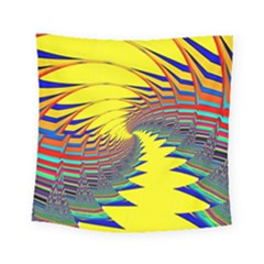 Hot Hot Summer C Square Tapestry (Small)