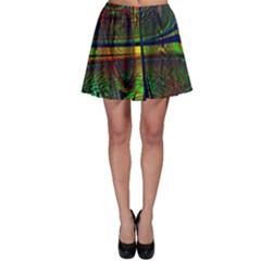 Hot Hot Summer D Skater Skirt
