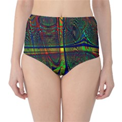 Hot Hot Summer D High-Waist Bikini Bottoms
