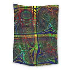 Hot Hot Summer D Medium Tapestry