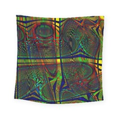 Hot Hot Summer D Square Tapestry (Small)