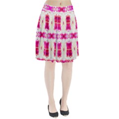 Lily the Pink Pleated Skirt