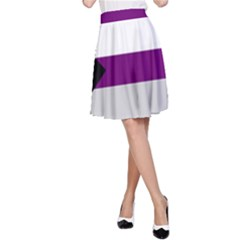 Demisexual A-Line Skirt