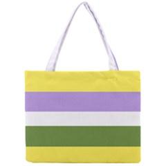 Deminonbinary Mini Tote Bag