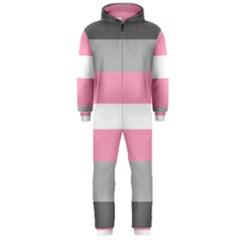 Demigirl Hooded Jumpsuit (Men)