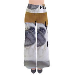 Pug Love W Picture Pants