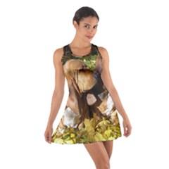 2 Bassets Cotton Racerback Dress