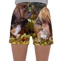 2 Bassets Sleepwear Shorts