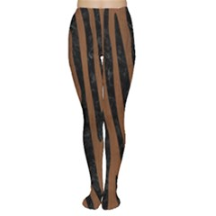 SKN4 BK-MRBL BR-WOOD Women s Tights